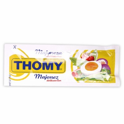 Majonez THOMY kesica 20g