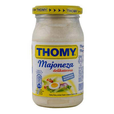 Majonez THOMY tegla 250ml