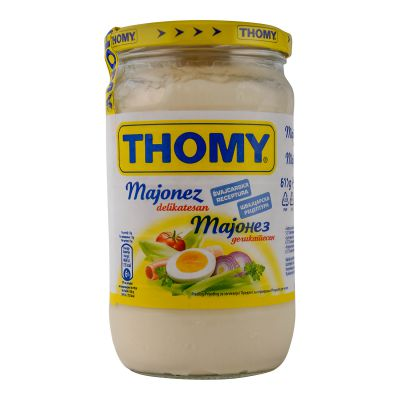 Majonez THOMY tegla 650ml