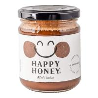 Med HAPPY HONEY kakao 250g
