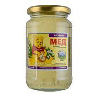 Med HONEY bagrem tegla 500g