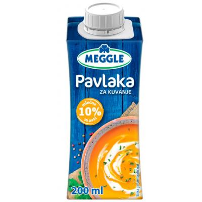 MEGGLE pavlaka za kuvanje light 200ml