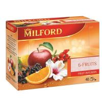 MILFORD 6 fruits 100g