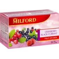 MILFORD Cranberry & Black currant 50g