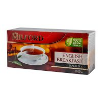 MILFORD English breakfast 35g