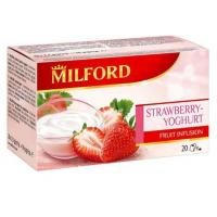 MILFORD Strawberry yoghurt 50g