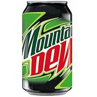 MOUNTAIN DEW limenka 0,33l