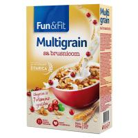 Musli Fun & Fit multigrain sa brusnicom 250g