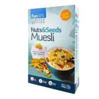 Musli Fun & Fit Nuts & seeds 250g