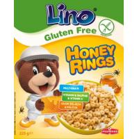 Musli PODRAVKA Lino Honey rings 225g