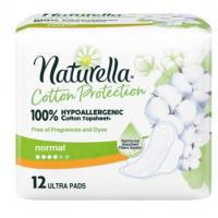 NATURELLA Cotton normal ulošci 12kom