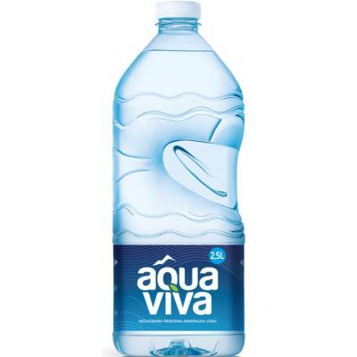 Negazirana Voda Aqua Viva 2 5l Cenoteka