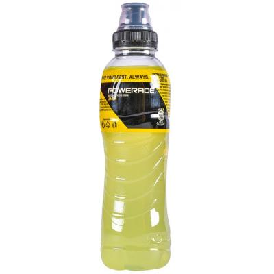 Negazirana voda POWERADE lemon 500ml