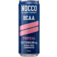 NOCCO BCAA+ tropical 330ml