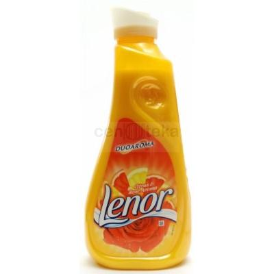 Omekšivač LENOR citrus&rose 1,5l