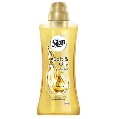 SILAN Soft & Oil Original 48 pranja (1,2l)
