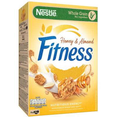 Pahuljice NESTLE Fitness honey & almond 355g