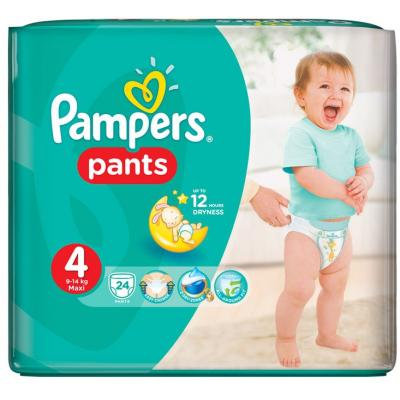 PAMPERS Pants SP 4 24kom