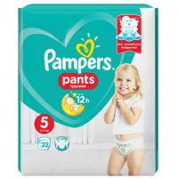 PAMPERS Pants SP 5 22kom