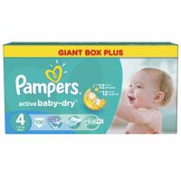 PAMPERS pelene Giant box 4 106kom