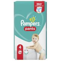 PAMPERS pelene Pants GP 4 62kom