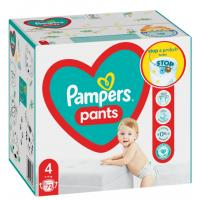 PAMPERS pelene Pants GP 4 72kom
