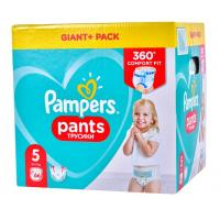 PAMPERS pelene Pants GP 5 66kom