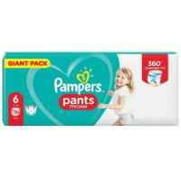 PAMPERS pelene Pants GP 6 50kom