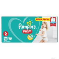 PAMPERS pelene Pants MB 6 88kom