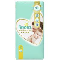 PAMPERS Premium care 2 50kom