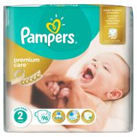 PAMPERS Premium care 2 96kom