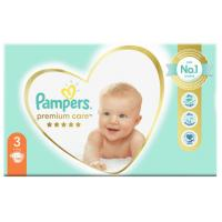 PAMPERS Premium care 3 120kom