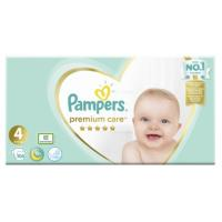 PAMPERS Premium care 4 104kom