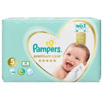 PAMPERS Premium care 5 44kom