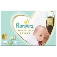 PAMPERS Premium care JP 1 108kom