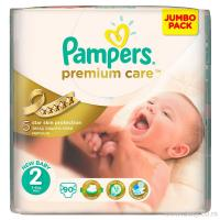 PAMPERS Premium care JP 2 90kom