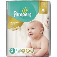 PAMPERS Premium care JP 3 80kom