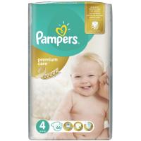 PAMPERS Premium care JP 4 66kom