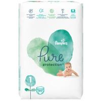 PAMPERS Pure VP 1 50kom