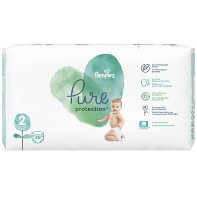 PAMPERS Pure VP 2 39kom