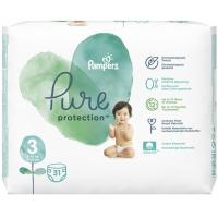 PAMPERS Pure VP 3 31kom
