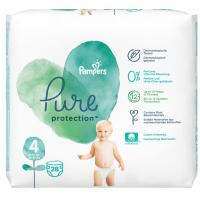 PAMPERS Pure VP 4 28kom