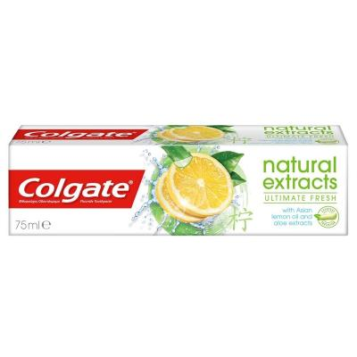Pasta COLGATE Natural Lemon 75ml