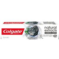 Pasta COLGATE Naturals extracts Charcoal 75ml