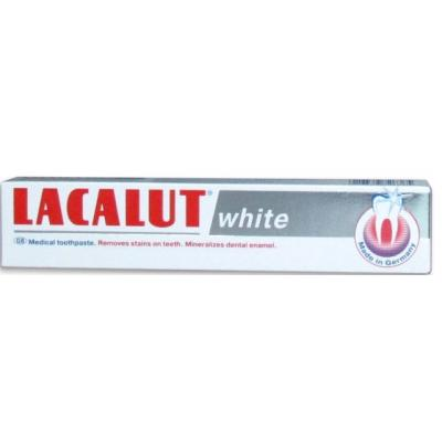 Pasta LACALUT White 75ml