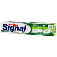 Pasta SIGNAL Herbal fresh 75ml