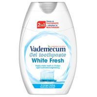 Pasta VADEMECUM 2in1 White fresh 75ml