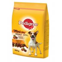 PEDIGREE Briketi Adult mini živina i povrće 400g