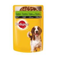 PEDIGREE govedina i zečetina 100g
