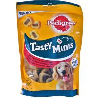 PEDIGREE Tasty bites Slices govedina 155g